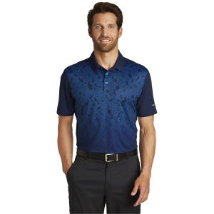 Nike Golf Dri-FIT Mobility Camo Polo