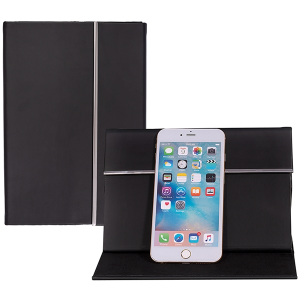 Tuscany™ Journal with Device Stand Cover