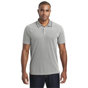 Port Authority® Men's Poly Oxford Pique Polo